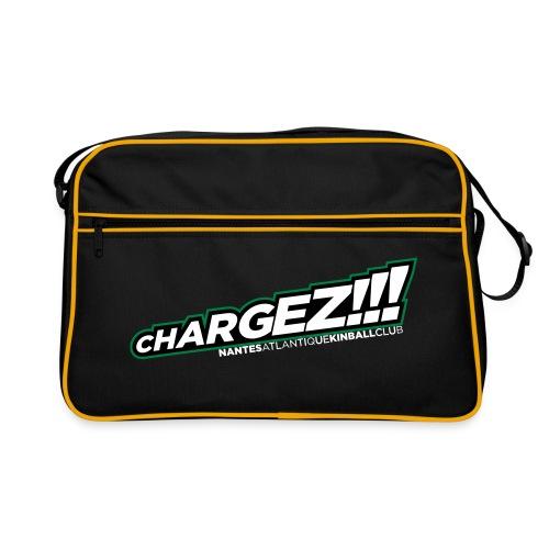 Chargez!!! - Sac Retro