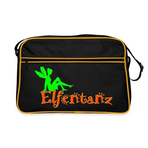 Elfentanz Logo svg - Retro Tasche