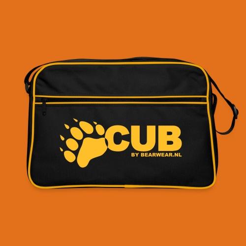 cub by bearwear sml - Retro Bag