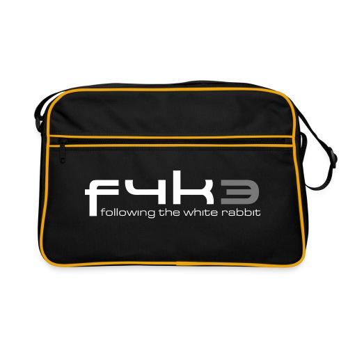f4k3 - Retro Tasche