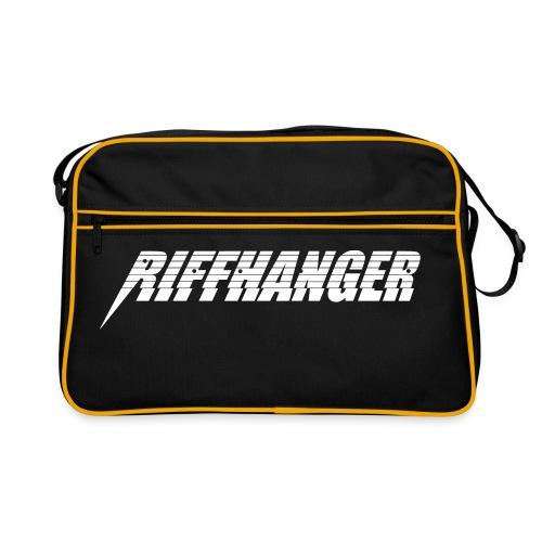 Riffhanger Girlie T-Shirt schwarz - Retro Tasche