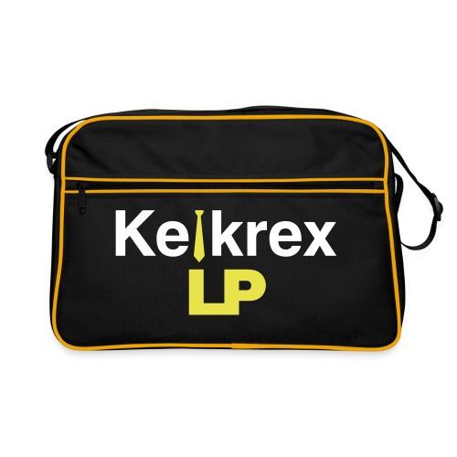 KelkrexLP schwarz - Retro Tasche