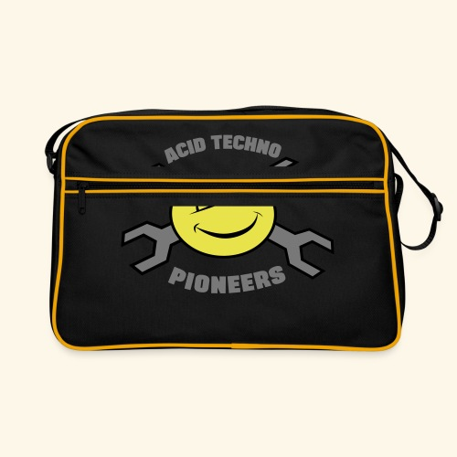 ACID TECHNO PIONEERS - SILVER EDITION - Retro Bag