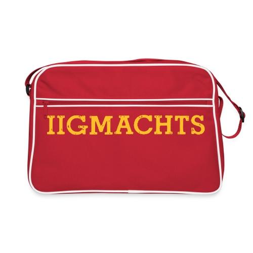 iigmachts - Retro Tasche