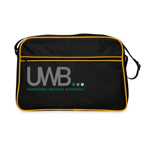 l uwb 1c - Retro Tasche