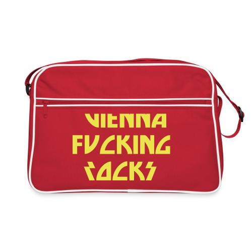 viennafuckingrocks - Retro Tasche
