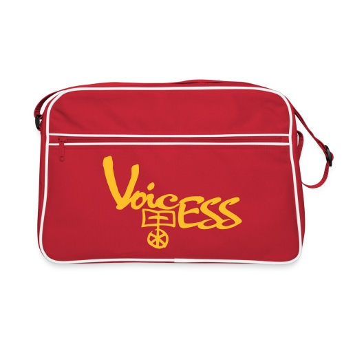 voicess2 - Retro Tasche
