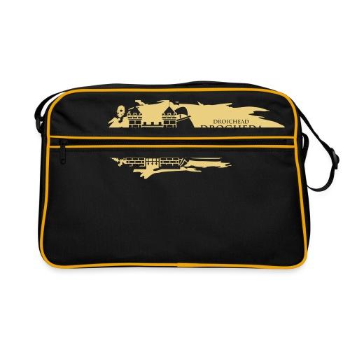 Drogheda Laurences Gate Gold - Retro Bag