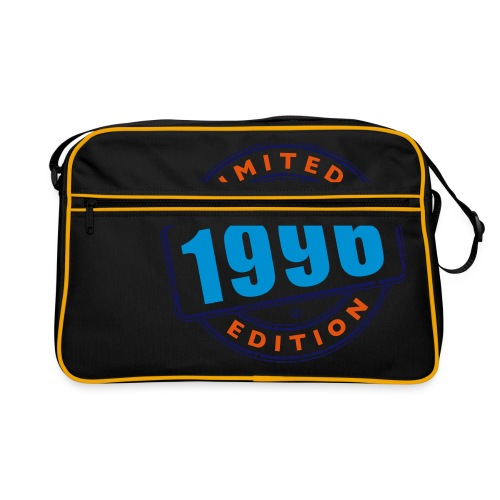 LIMITED EDITION SINCE 1996 - Retro Tasche