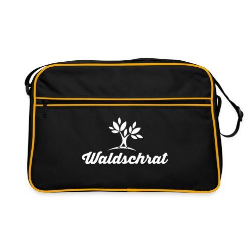 waldschrat_neu - Retro Tasche