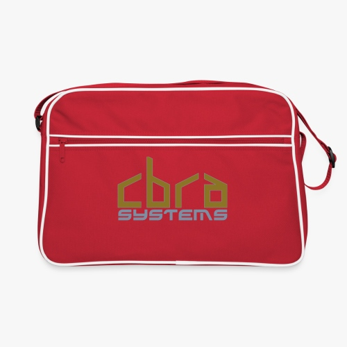 logo cbrasystems - Retro Bag