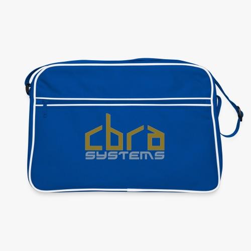 Cbra Systems Logo - Retro Bag