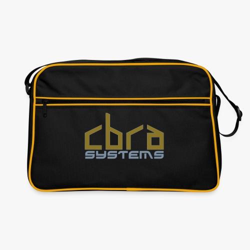 logo cbrasystems - Retro Bag