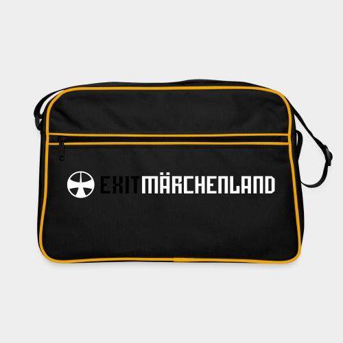 exit maerchenland shirt lanyard - Retro Bag