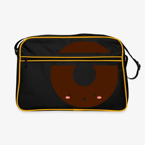 Happy Doughnut - Retro Bag