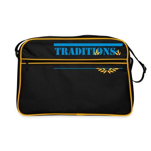 Traditionsverein - Retro Tasche