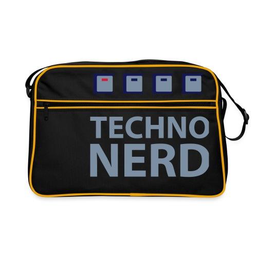 Techno Nerd - Retro Bag
