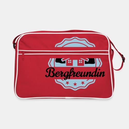 Bergfreundin - Retro Tasche