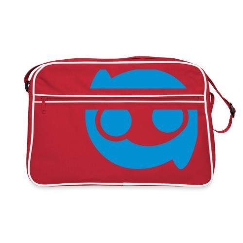 Justlo Smiley - Retro Tasche