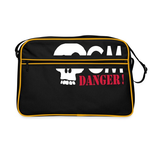 OGM danger ! - Sac Retro