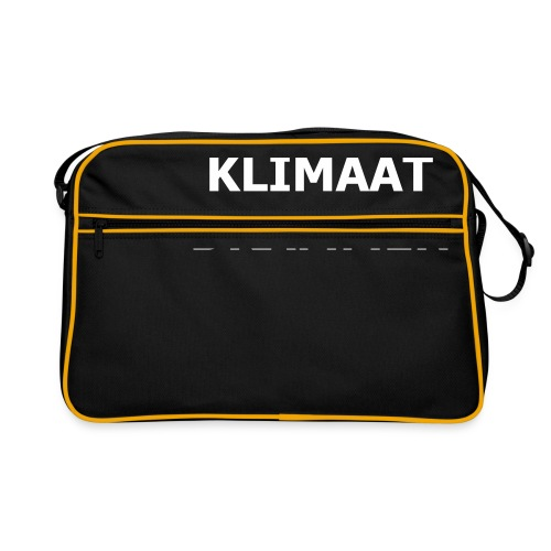 Klimaat Drammer - Retro Bag