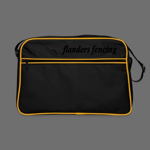 Flanders Fencing - Retro-tas
