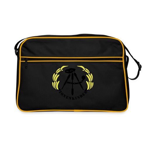 Vektor Logo ohne Kreis - Retro Tasche