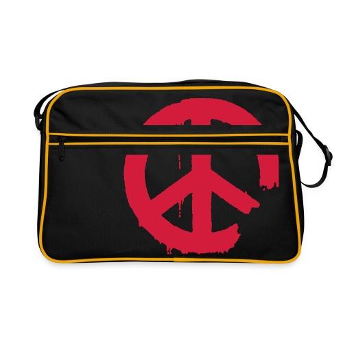 PEACE - Retro Tasche