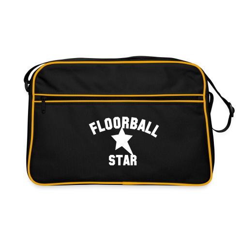 floorballstar - Retroväska