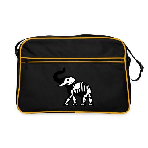 ElephantSquelette - Sac Retro