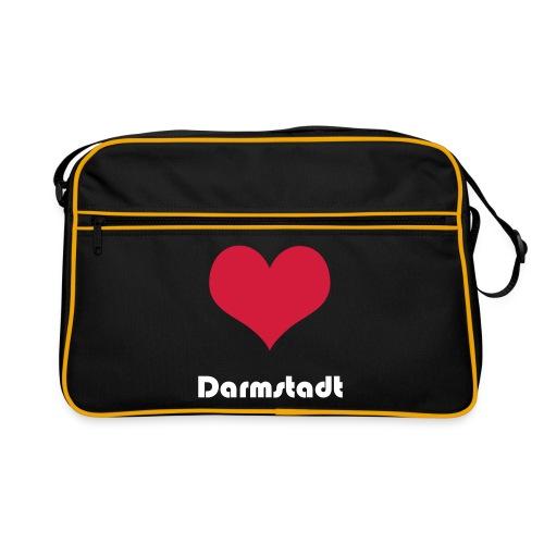 darmstadt - Retro Tasche