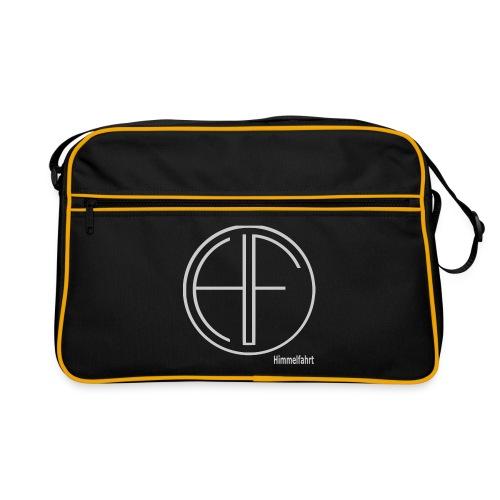 HF Logo Tshirt1 png - Retro Tasche