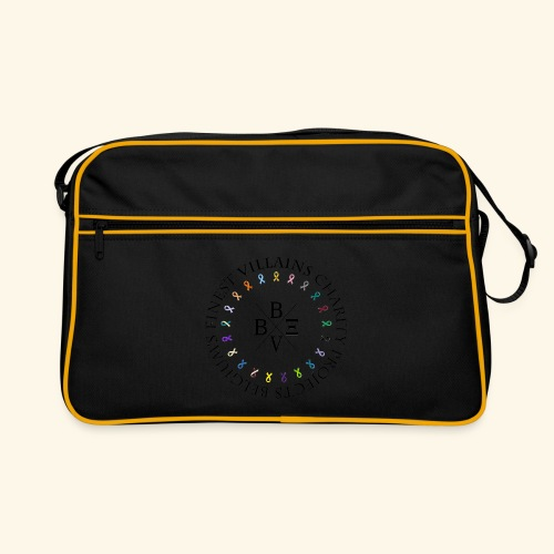 BVBE Charity Projects - Retro Bag