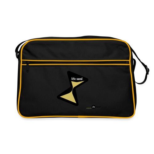 Sanduhr - Retro Tasche