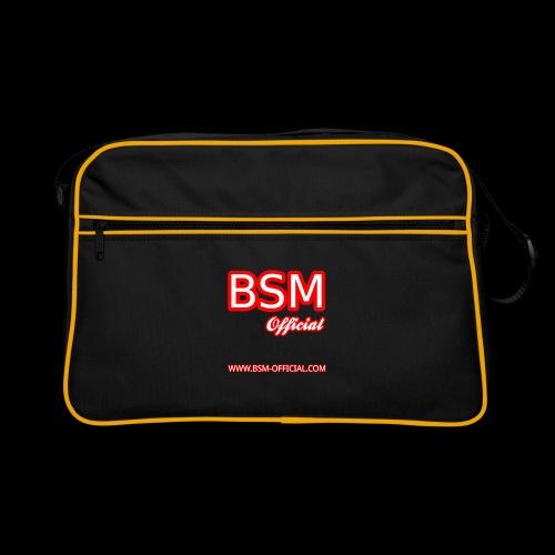 BSM Official Logo - Retro Bag