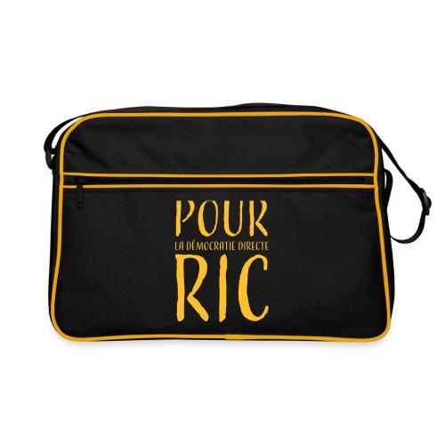 Pour une démocratie directe RIC, gilets jaunes - Sac Retro