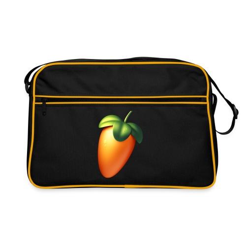 Fruit drops no shadow - Retro Bag