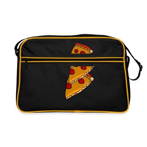 pizza - Retro taske