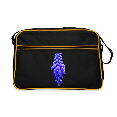 TIAN GREEN Garten - Traubenhyazinthe 2020 01 - Retro Tasche