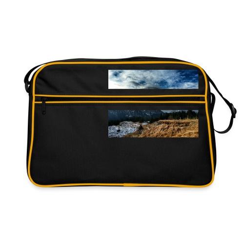 Wolkenband - Retro Tasche