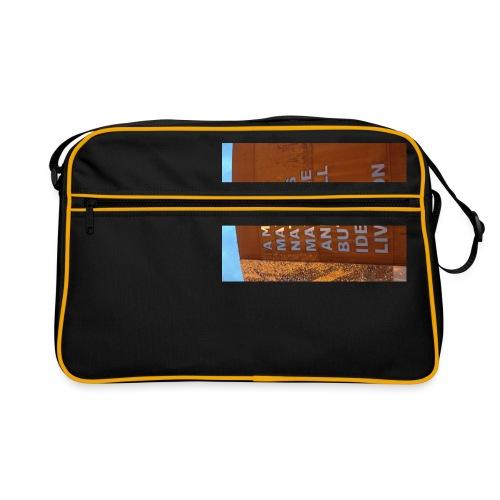 An Idea Lives On - Retro Bag