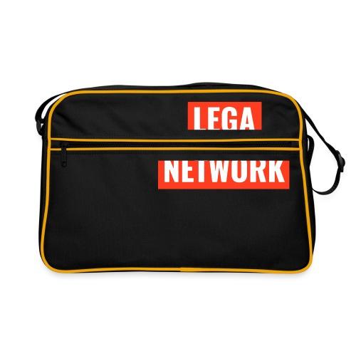 Logo Lega Network - Borsa retrò