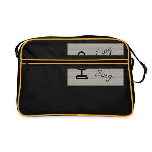 Sing Sing Sing - Retro Bag