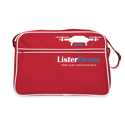 ListerDrone logo - Retro veske
