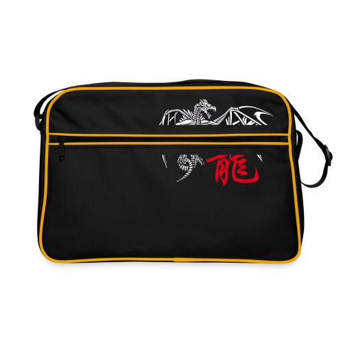 THE YEAR OF THE DRAGON ( - Retro Bag