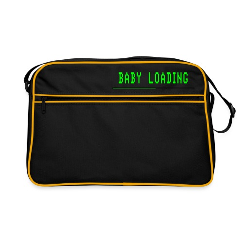 Baby Loading - Retrolaukku