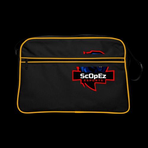ScOpeZ Koeffizient - Retro Tasche