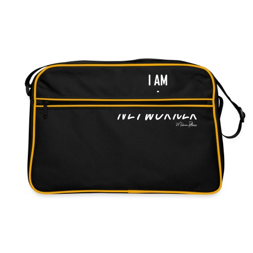I AM A NETWORKER - Sac Retro