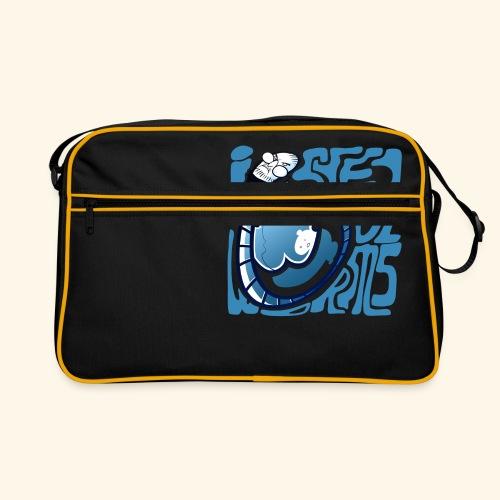 i STEVE WORMS - Retro Bag