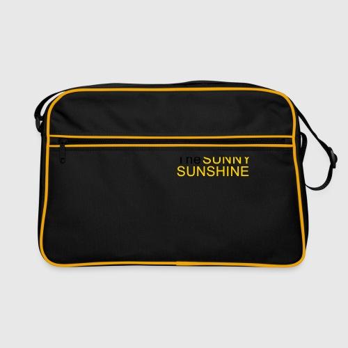 Sunny Sunshine... - Retro-tas